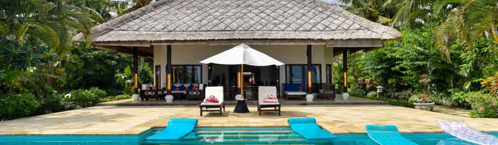 Long Term Rental at the Beachfront in Bali