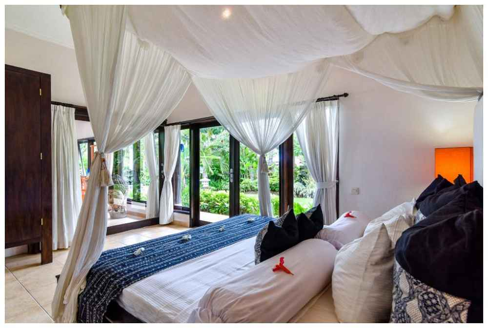 Akasa Segara   Bali Beach Bedroom One Three