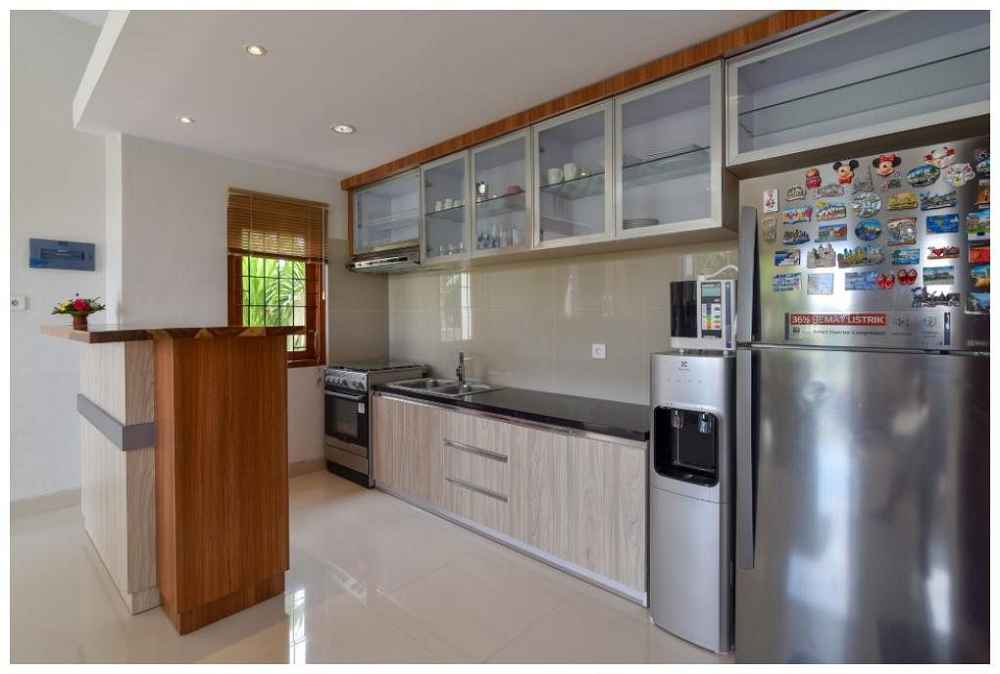 Banyu Riris Rental Kitchen