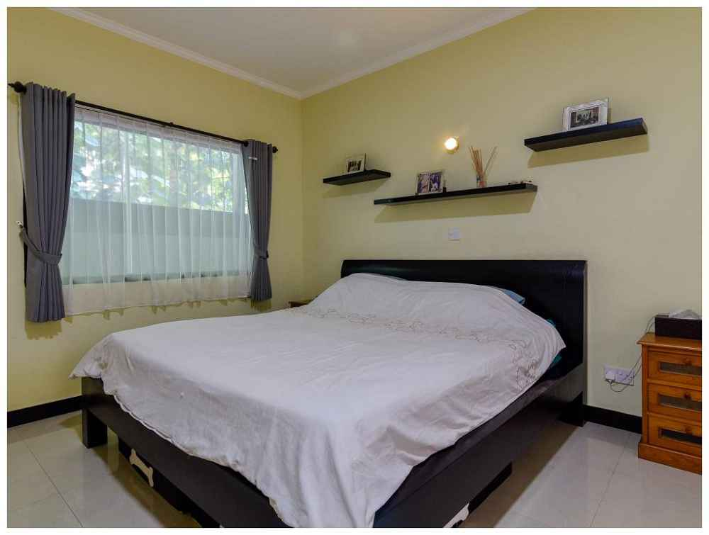 Villa Anggrek Rental Bedroom One 1