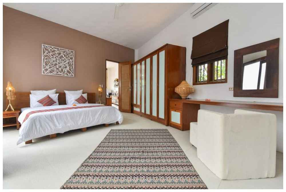 Villa Kapal Rental Bedroom View Two