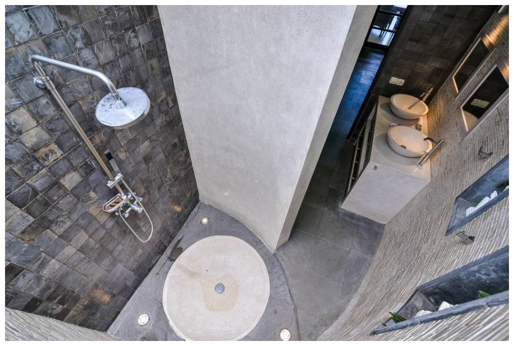 Villa Sheeba Interior Shower