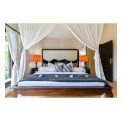 Bedroom One Two - Palm Living Bali Long Term Villa Rentals