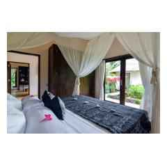 Bedroom Two Two - Palm Living Bali Long Term Villa Rentals