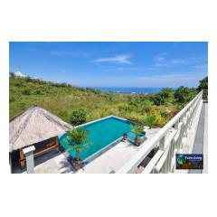 Pool With A View - Palm Living Bali Long Term Villa Rentals