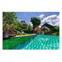 The Pool - Palm Living Bali Long Term Villa Rentals
