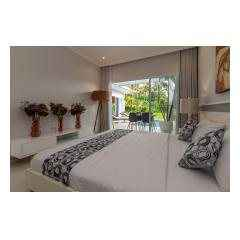 Bedroom View Five - Palm Living Bali Long Term Villa Rentals