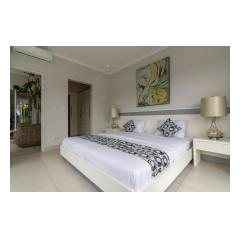 Bedroom View Three - Palm Living Bali Long Term Villa Rentals