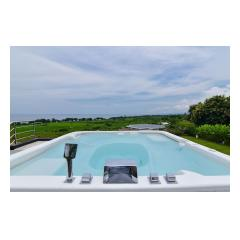 Jacuzzi - Palm Living Bali Long Term Villa Rentals