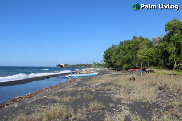 Beachfront Land In Labuhancarik For Sale