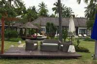 Beachfront Villa With Two Guest Houses