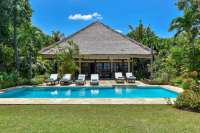 Three Bedroom Beachfront Villa