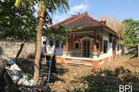 Balinese Style Beachfront House For Sale