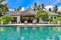 Beachfront Villa In Brongbong Bali For Sale