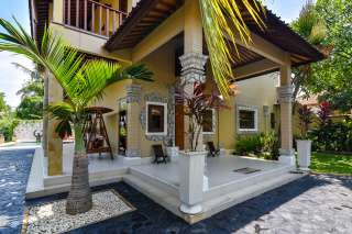 Two-storey Balinese Villa For Sale