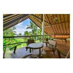 Balcony - Bali Villa Construction and Development - Palm Living Bali