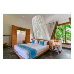 Bedroom - Bali Villa Construction and Development - Palm Living Bali