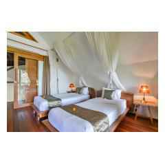 Bedroom Up - Bali Villa Construction and Development - Palm Living Bali