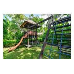 Kids Playground - Bali Villa Construction and Development - Palm Living Bali