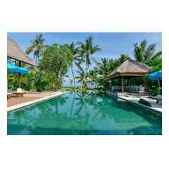 Pool - Bali Villa Construction and Development - Palm Living Bali