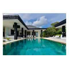 The Pool - Bali Villa Construction and Development - Palm Living Bali