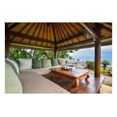 Gazebo - Bali Villa Building and Development - Palm Living Bali