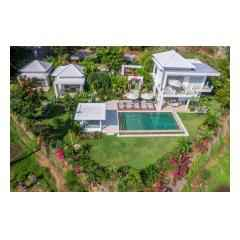 From Above - Bali Villa Building and Development - Palm Living Bali