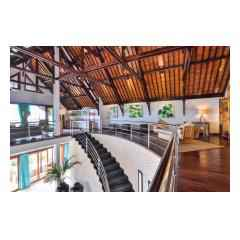 High Ceiling - Bali Villa Building and Development - Palm Living Bali