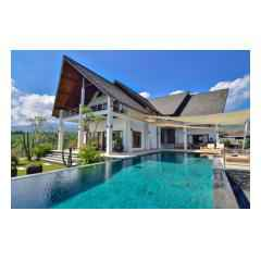 Tiled Roof - Bali Villa Building and Development - Palm Living Bali