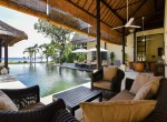 Palm Living-Three Bedrooms Beachfront Villa-Lokapaksa-31